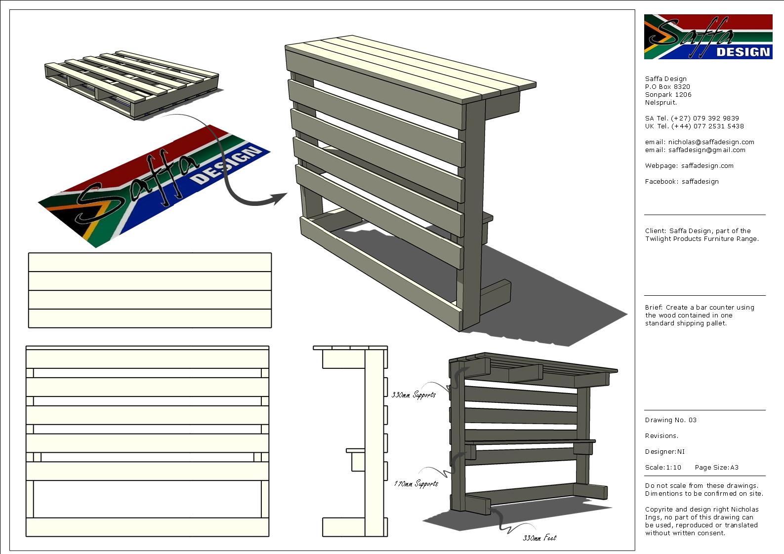 Free Stuff Saffa Technical Design Services